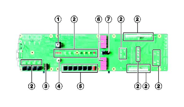 Documentation and data sheets for printed circuit boards
