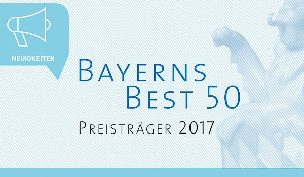 2W once again one of Bavaria's Best 50